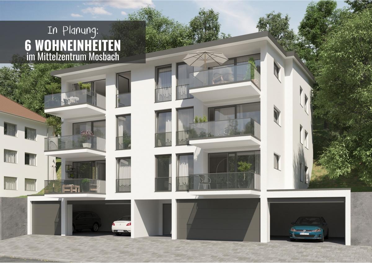 Mosbach: Appartement-Haus